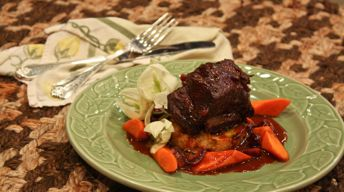 Cherry Chipotle Short Ribs